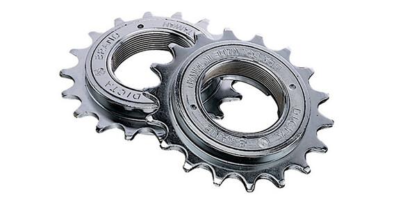 Bike-Parts Singlespeed Freilaufzahnkranz 1/2 x 3/32